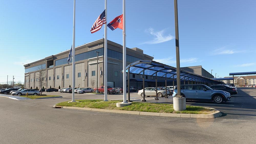 JTV Headquarters Exterior