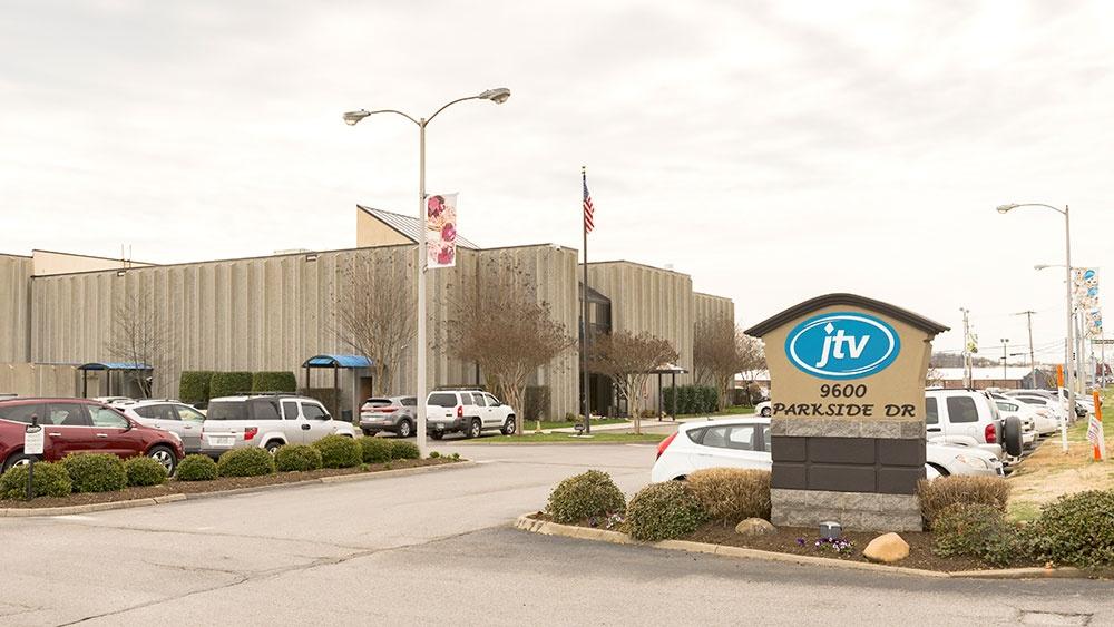 JTV Headquarters Front Exterior