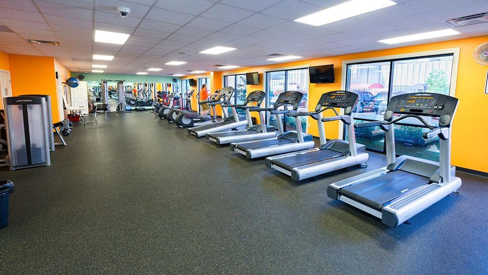 JTV Fitness Center