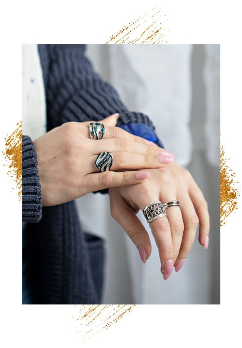 Color Diamond Jewelry