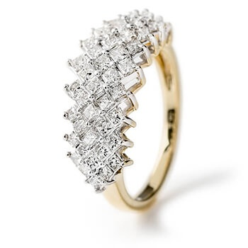 Diamond Classic Ring
