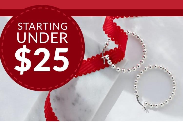 Doorbuster Earrings Starting Under $25