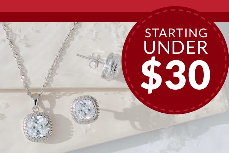 Doorbuster Jewelry Sets Starting Under $30