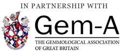 In Partnership with Gem-A, The Gemmological Association of Great Britain