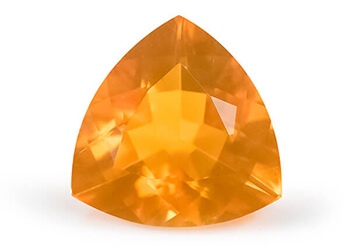 Orange Gemstone