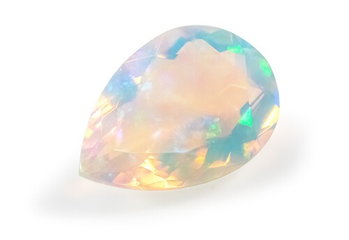 Pear Shaped Opal