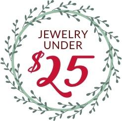 Jewelry Under $25