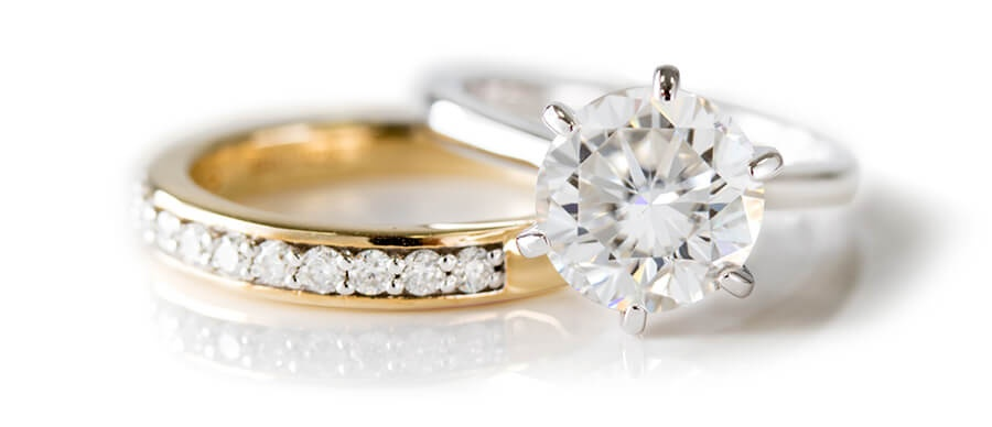 Moissanite Jewelry: Buy Moissanite Jewelry Online | JTV.com