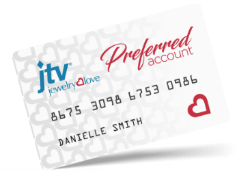 JTV Preferred Account Card