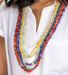 Endless Strand Necklaces