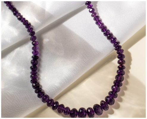 Gemstone Strand Necklaces