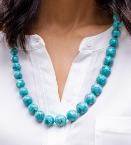 Graduated Strand Necklaces