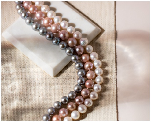 Pearl Strand Necklaces