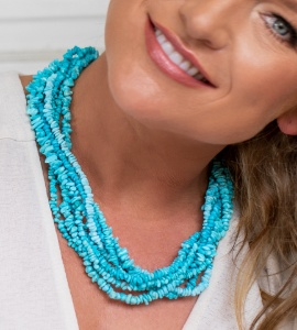 Torsade Strand Necklace