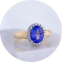 Tanzanite Ring