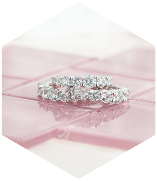 Bella Luce Rings