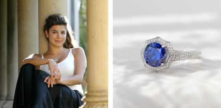 Vanna K for Bella Luce Jewelry