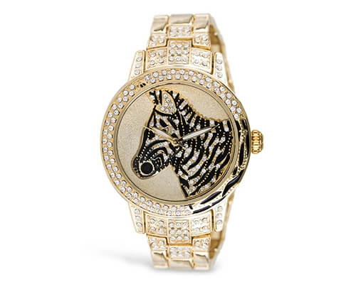 Off Park Zebra Watch