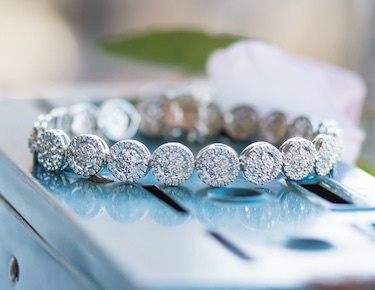 Bella Luce propped bracelet