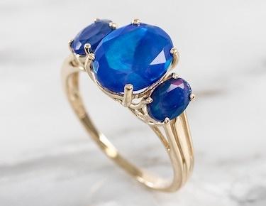 Three-Stone Rings Blog