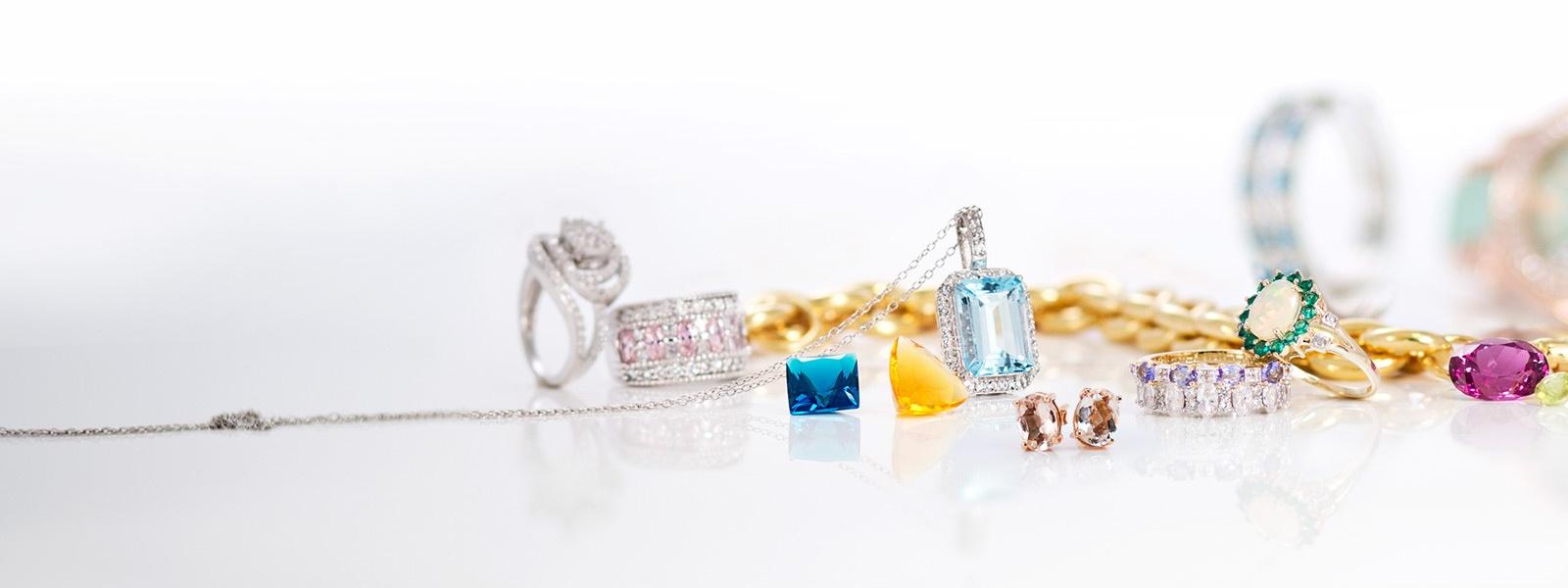 Colorful Gemstone Bracelets