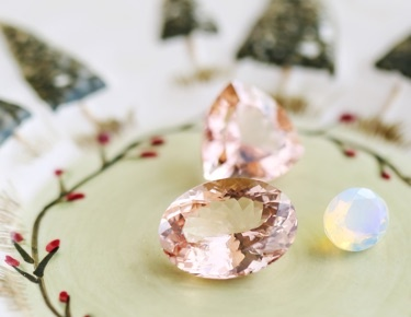 holiday gemstones