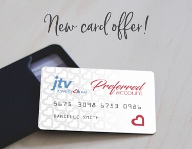 New Card Offer for Preferred Account