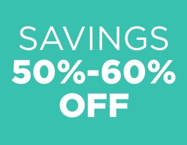 Items 50%-60% off