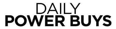 Daily Power Buys