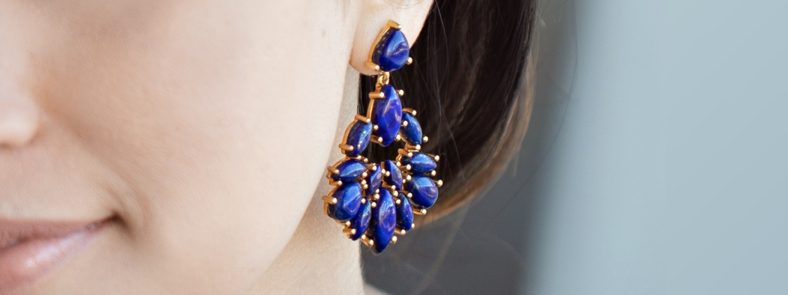 Spring Trend - Statement Earrings