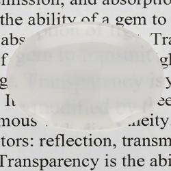 Translucent Gemstone