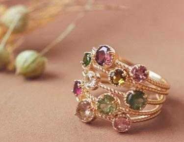 Multi-color Jewelry
