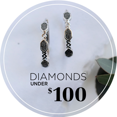 Diamonds Under $100