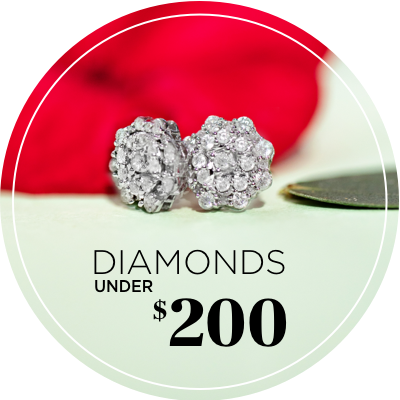 Diamonds Under $200