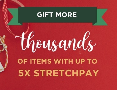 Jewelry on 5x StretchPay