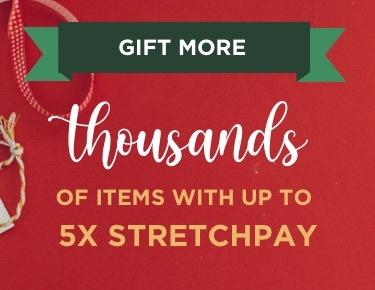Jewelry on 5x StretchPay