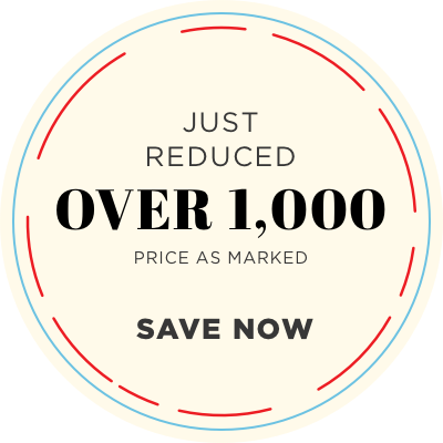 Just Reduced - Over 1,000 New Markdowns - Save Now