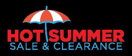 Hot Summer Sale & Clearance
