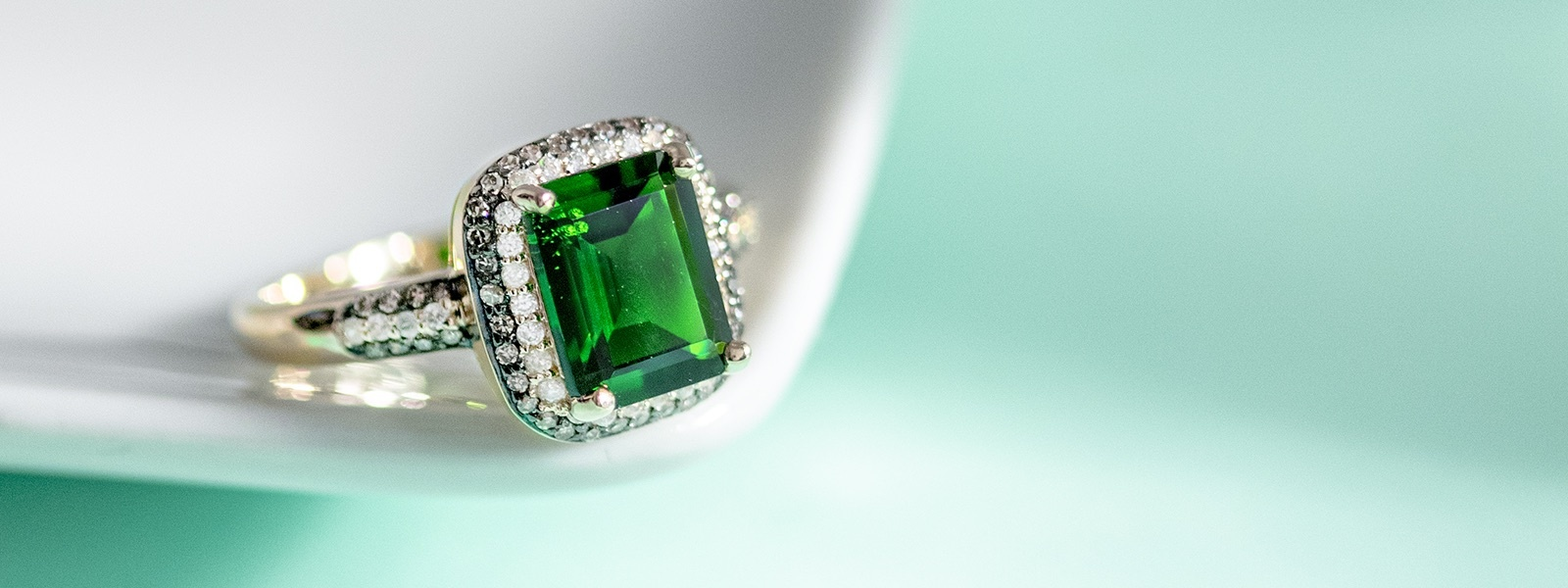 colorful gemstone jewelry