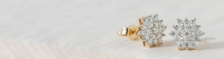 Lab-grown diamond jewelry