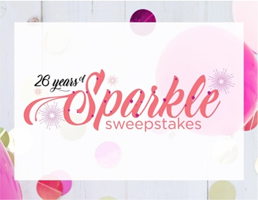 26 Years of Sparkle Sweepstakes