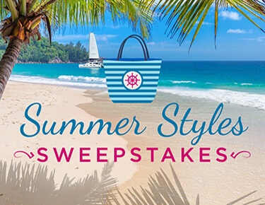 Summer Styles Sweepstakes